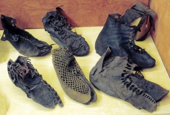 Sapatos romanos