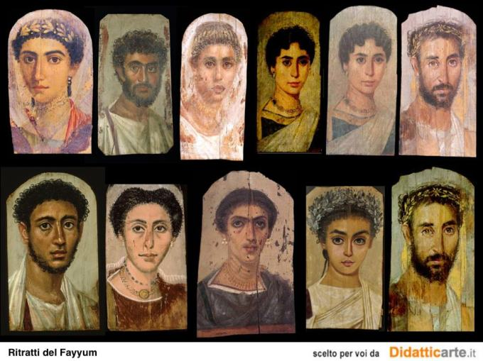 Retratos de Faiyum