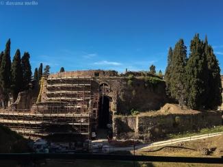 Aparência atual do monumento. Foto: ©dayana mello