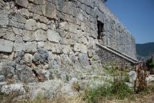 Vista da entrada principal da Acrópole de Alatri. Foto: ©Dayana Mello